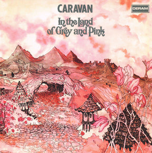 Caravan - In The Land Of Grey And Pink LP