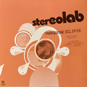 Stereolab - Margerine Eclipse 3LP