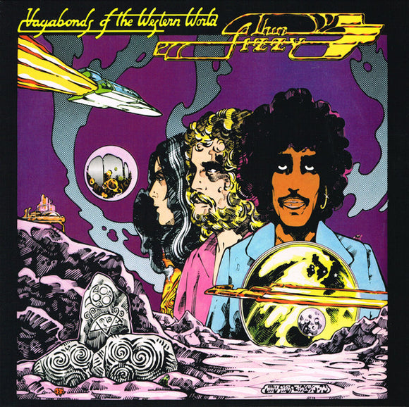 Thin Lizzy - Vagabonds Of The Western World LP