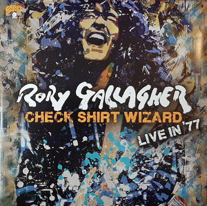 Rory Gallagher ‎- Check Shirt Wizard (Live In '77) 3LP