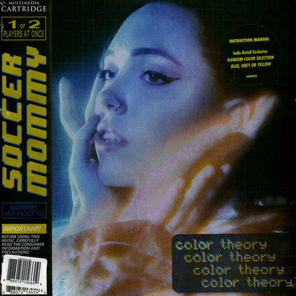 Soccer Mommy - Color Theory LP
