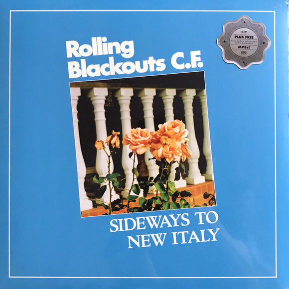 Rolling Blackouts Coastal Fever ‎- Sideways To New Italy CD/LP