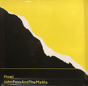 John Foxx & The Maths- Howl LP