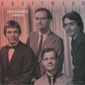 Kraftwerk - Live In Koeln Sartory Saal (22 March 1975) 12""
