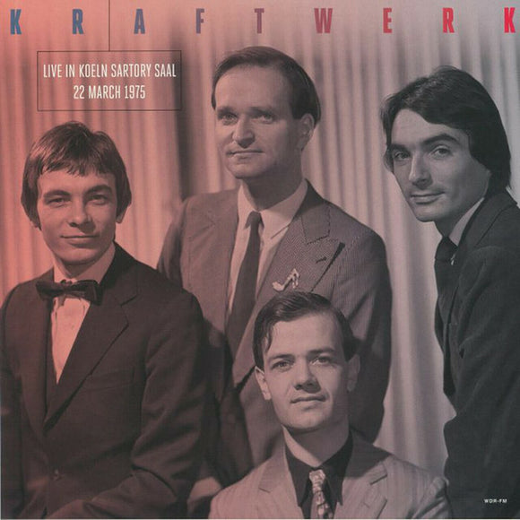 Kraftwerk - Live In Koeln Sartory Saal (22 March 1975) 12