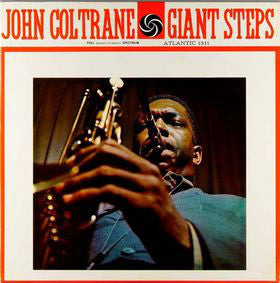 John Coltrane - Giant Steps CD/2LP