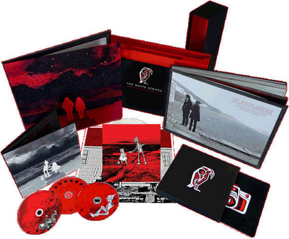 The White Stripes - Under Great White Northern Lights Box Set