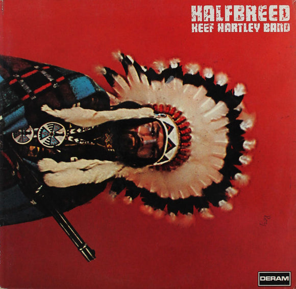 The Keef Hartley Band - Halfbreed LP