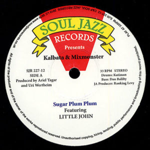 Kalbata & Mixmonster - Sugar Plum Plum / Play Music Selecta 12""