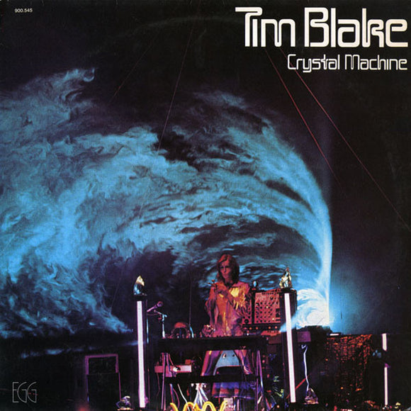 Tim Blake - Crystal Machine LP