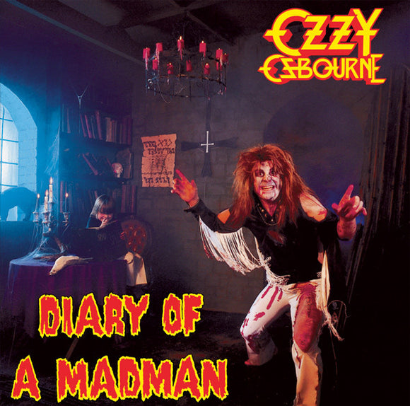 Ozzy Osbourne - Diary Of A Madman LP