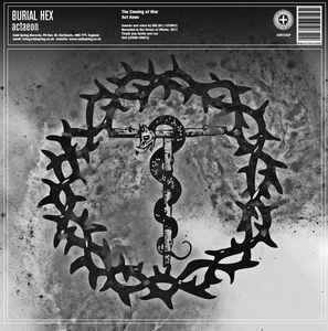 Iron Fist Of The Sun / Burial Hex ‎- Grown Under English Ice / Actaeon LP