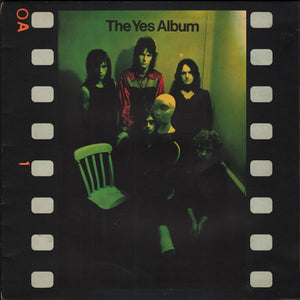 Yes - The Yes Album LP