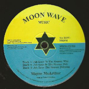 Wayne McArthur - Self Realisation / Jah Love Is The Reason Why 12""