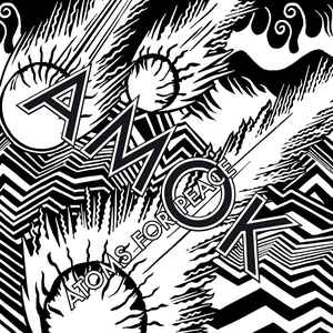 Atoms For Peace ‎- Amok CD