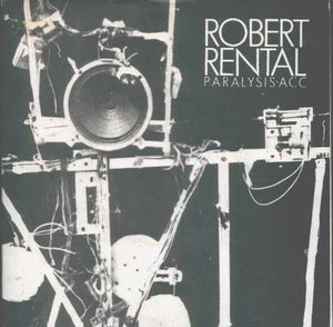 Robert Rental - Paralysis 12""