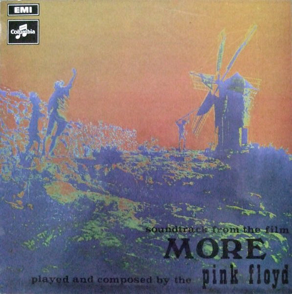Pink Floyd ‎– Soundtrack From The Film