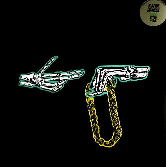 Run The Jewels - Run The Jewels 2LP