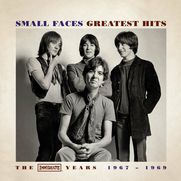 Small Faces - Greatest Hits: The Immediate Years 1967 - 1969 LP