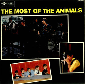 The Animals - The Most Of The Animals LP