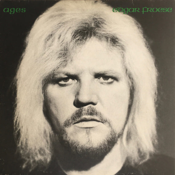 Edgar Froese ‎- Ages 2LP