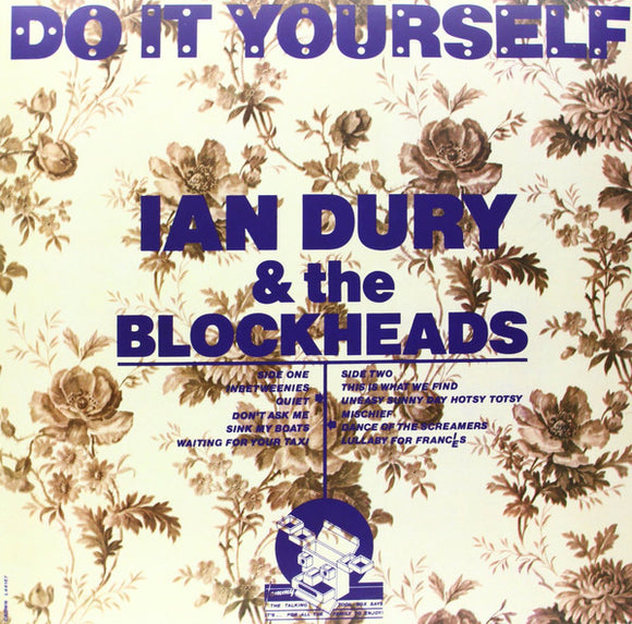 Ian Dury & The Blockheads - Do It Yourself LP