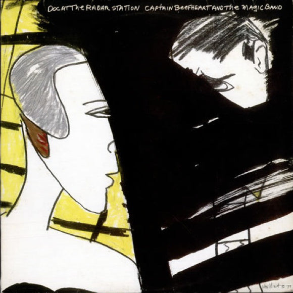 Captain Beefheart And The Magic Band - Doc At The Radar Station LP