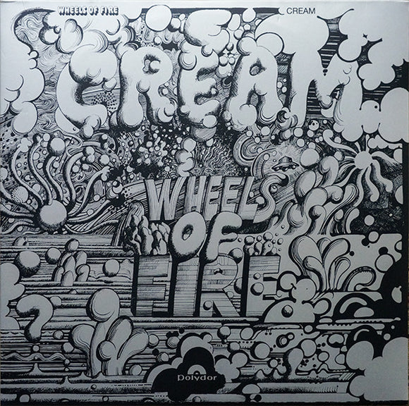 Cream - Wheels Of Fire 2LP