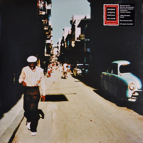 Buena Vista Social Club - Buena Vista Social Club LP