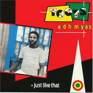 Toots And The Maytals - Just Like That LP