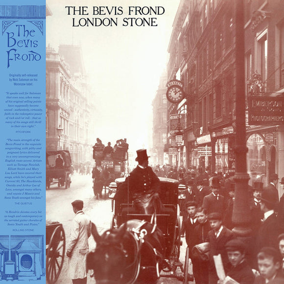 The Bevis Frond - London Stone 2LP