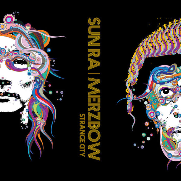 Sun Ra | Merzbow ‎– Strange City