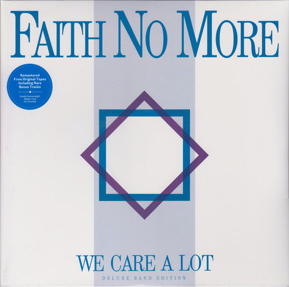 Faith No More - We Care A Lot 2LP