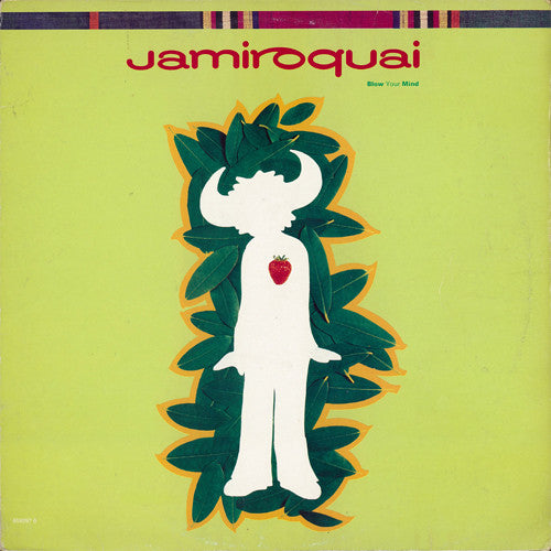 Jamiroquai ‎- Blow Your Mind 12