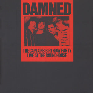 The Damned - The Captains Birthday Party (Live At The Roundhouse) LP