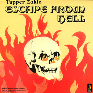 Tapper Zukie - Escape From Hell LP