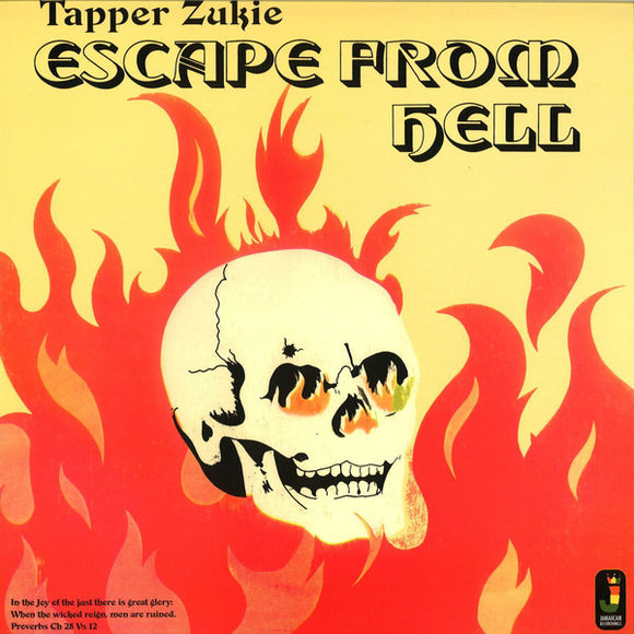 Tapper Zukie- Escape from Hell