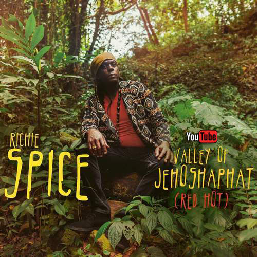 Richie Spice-Valley of Jehoshaphat (Red Hot)