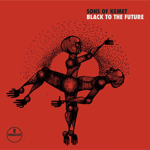 Sons Of Kemet - Black To The Future CD/2LP