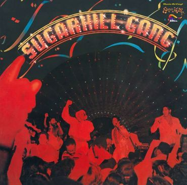 Sugarhill Gang - Sugarhill Gang LP
