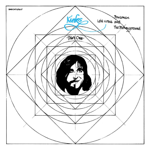 The Kinks - Lola Versus Powerman And The Moneygoround, Part One LP