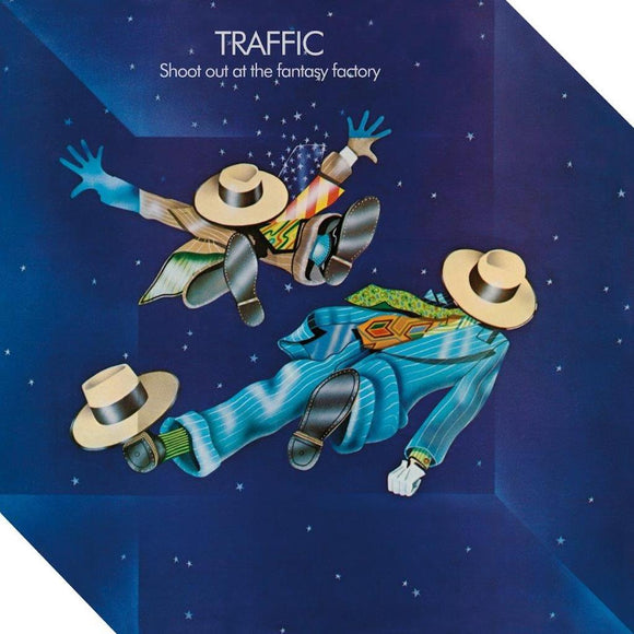 Traffic - Shootout At The Fantasy Factory LP