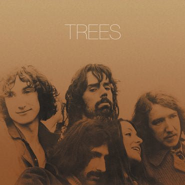 Trees - Trees (50th Anniversary Edition) 4CD/4LP