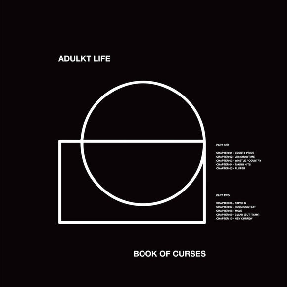 Adulkt Life - Book Of Curses LP