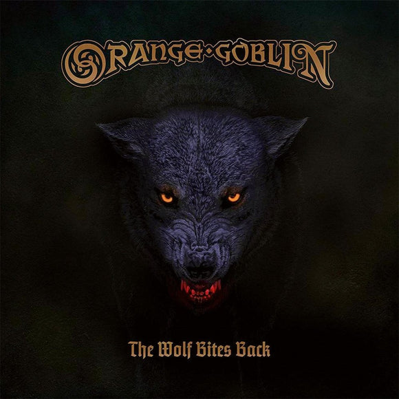 Orange Goblin - The Wolf Bites Back LP