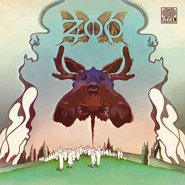 The Zoo - Presents Chocolate Moose LP