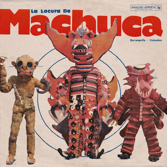 Various Artists - La Locura De Machuca CD/2LP