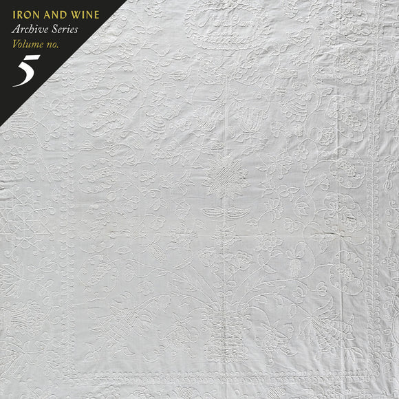 Iron And Wine - Archive Series Volume No. 5: Tallahassee Recordings LP