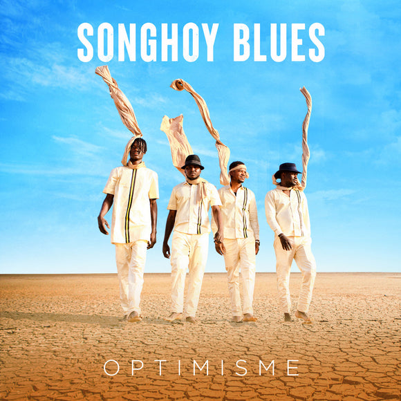 Songhoy Blues - Optimisme CD/LP