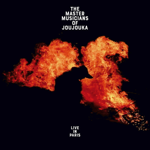 The Master Musicians Of Joujouka - Live In Paris 2LP
